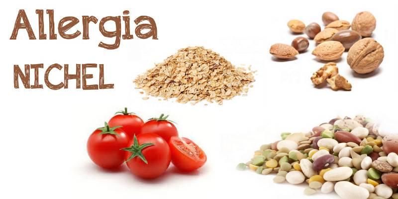allergia al nichel il diario alimentare pt 1