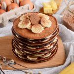 Pancake alla nutella: ricetta veloce e gustosa