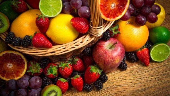 frutta senza nichel dove trovarla